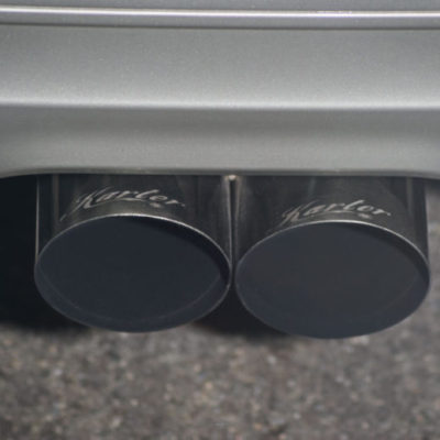 Ford Focus ST250 Cat-Back Exhaust System