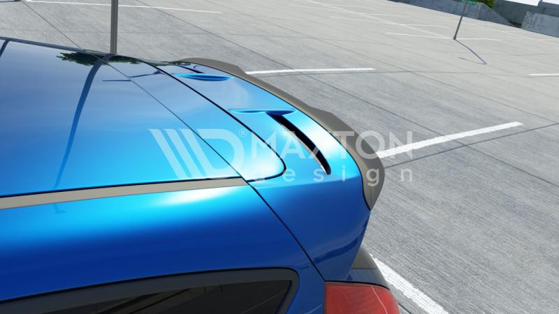 Ford Fiesta St180 200 Maxton Design Spoiler Extension