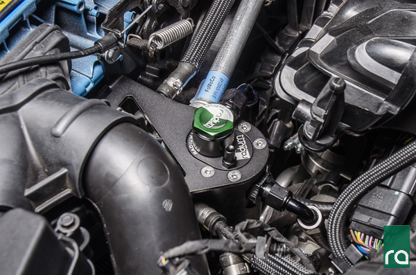 Ford Focus RS Mk3 Radium Engineering Oil Catch Can Kit ...