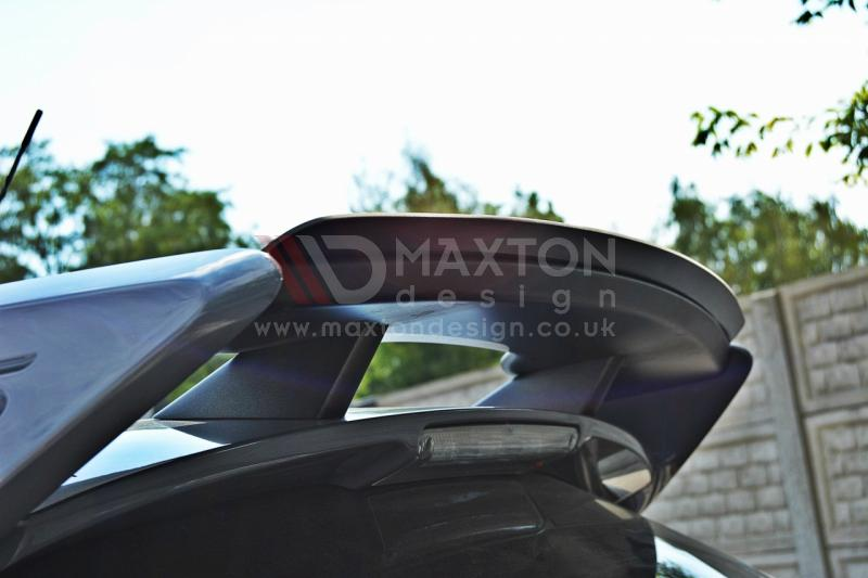Ford Focus Rs Mk3 Maxton Design Wing Extension Spoiler Cap