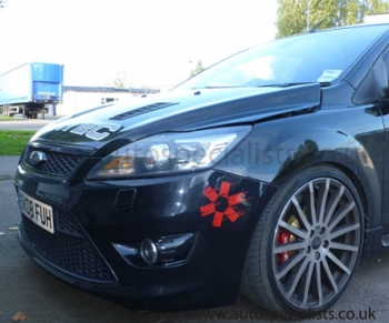 Ford Focus St Bonnet Lift Kit Performance Products By Karter