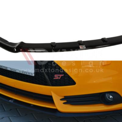 Ford Focus ST250 Maxton Design Front Splitter (Cupra)