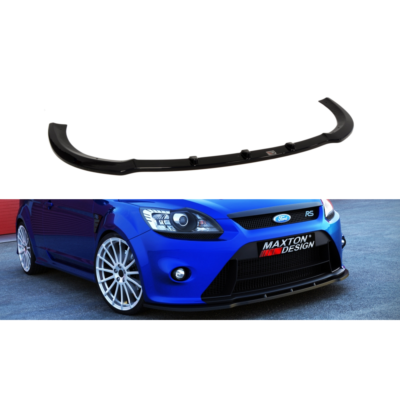 Ford Focus RS Mk2 Maxton Design Front Splitter v1