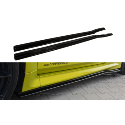 Ford Focus RS Mk2 Maxton Design Side Skirts