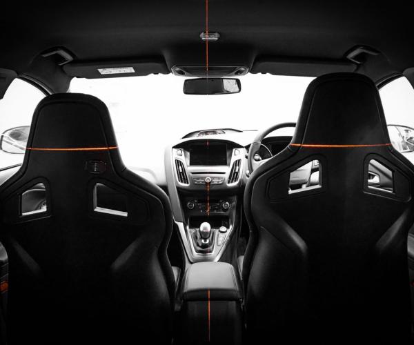 Ford Focus RS Mk3 JCR Seat Lowering Kit