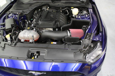 Mustang EcoBoost Induction