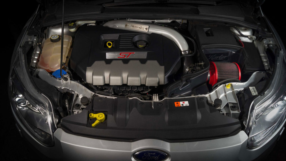 Ford Focus ST250 Cold Air Induction Kit (stage 2) | Performance Products by Karter