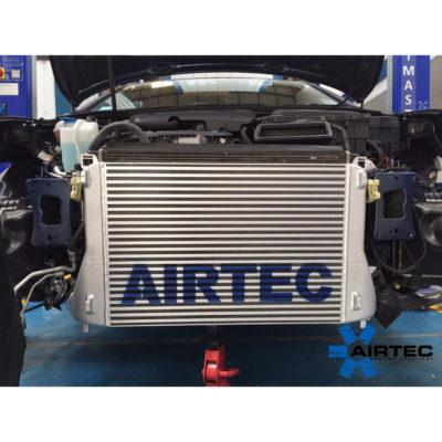 VW Golf 7 R Airtec Intercooler
